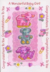 Kartu Ucapan Selamat Atas Kelahiran Bayi Baru Lahir   Genuardis Portal