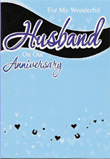Husband Anniversary Husband Cards1032