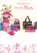Mum Mother Birthday Cards1573