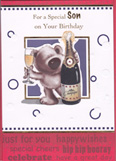 birthday card 1806