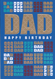 Dad Father Birthday Cards1916
