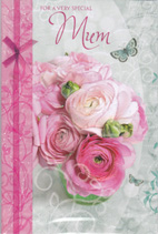 Mum Mother Birthday Cards2160