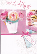 Mum Mother Birthday Cards2164
