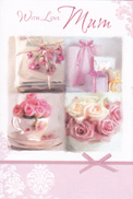 Mum Mother Birthday Cards2165