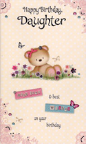birthday card 3158